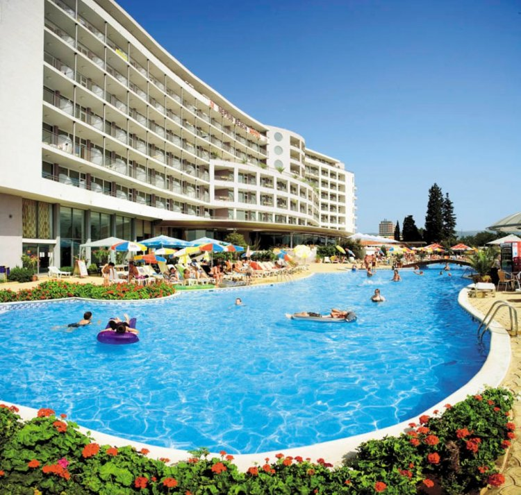 Early Booking Bulgaria Vara 2013: HOTEL LTI NEPTUN BEACH 4* - SUNNY BEACH