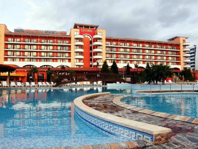 Early Booking Bulgaria Vara 2013: HOTEL HRIZANTEMA 4*– SUNNY BEACH