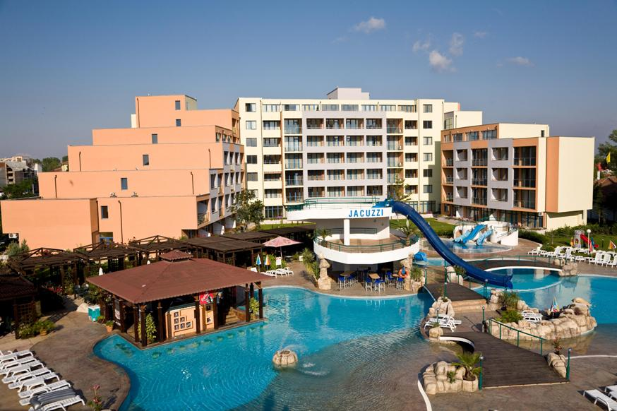 Early Booking Bulgaria Vara 2013: HOTEL TRAKIA PLAZA 4* - SUNNY BEACH